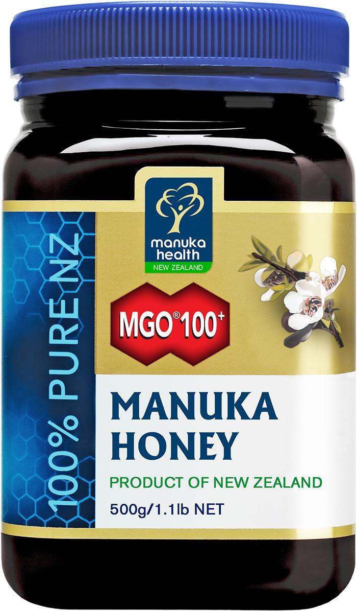 MGO100+ Manuka Honey 500g