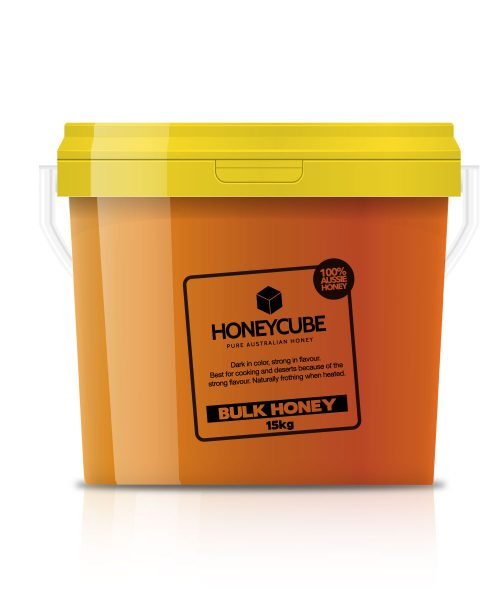 Golden Blossom Raw Yellow Box 15kg