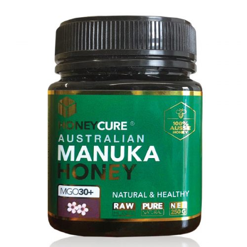 Honey Cure Australian Manuka 250g MGO30