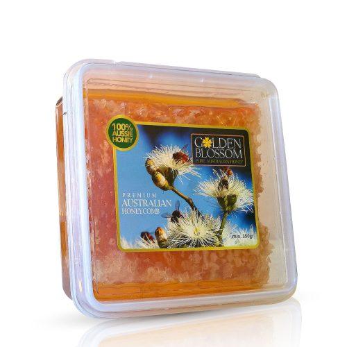 Golden Blossom Premium Australian Honeycomb 350gr