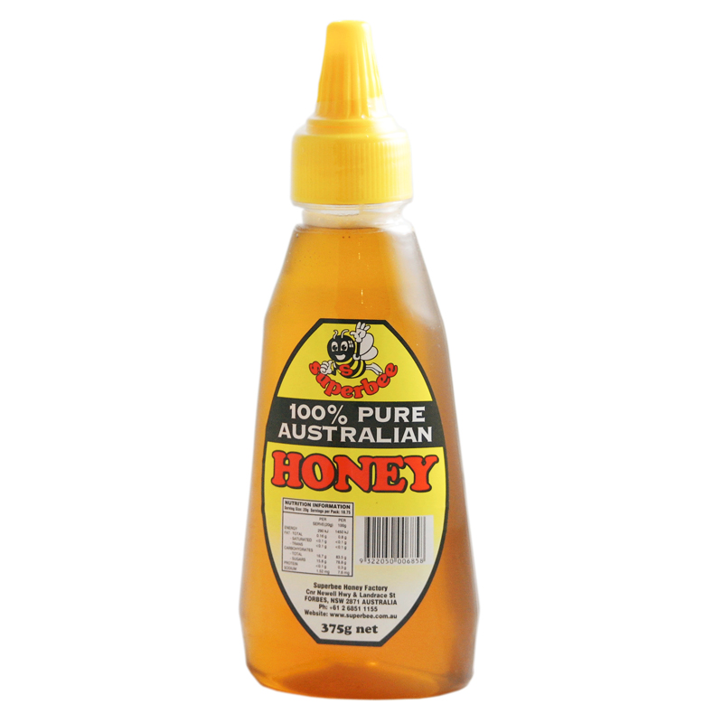Super Bee- Squeeze Bottle