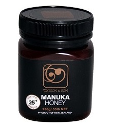 Watson & Son – Manuka Honey UMF 25+250g BB: 2016
