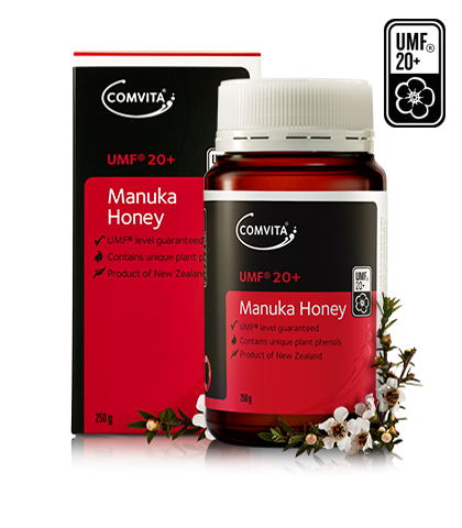 Comvita UMF20+ Manuka Honey 250g