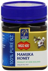 Manuka Health MGO400+ Manuka Honey 250g