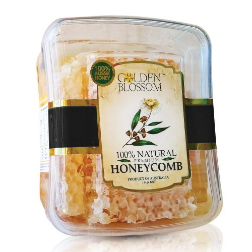 Golden Blossom Premium Honey Comb 440gr