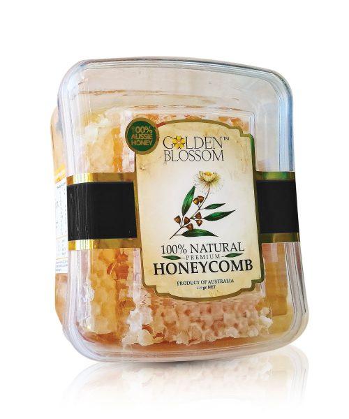 Golden Blossom Premium Honey Comb 440gr