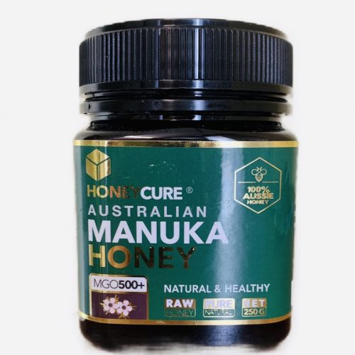 Honey Cure Australian Manuka 250g MGO500