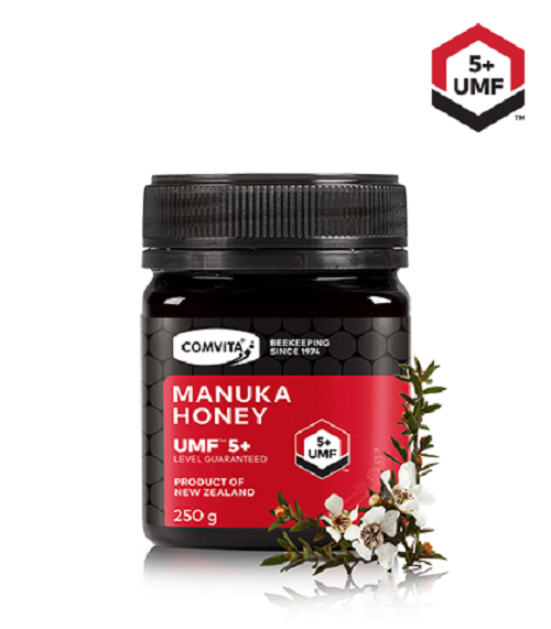 Clearance Comvita Manuka Honey  UMF 5+ 250g