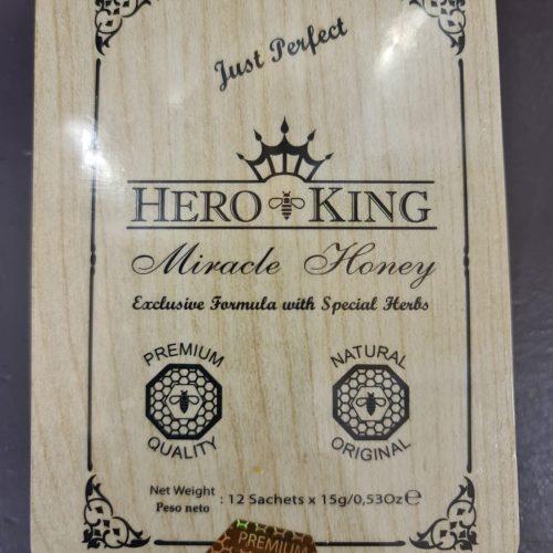 Royal Honey Hero King