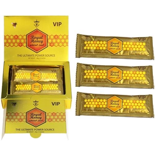 Royal Honey GOLD X12 20g