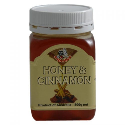Superbee Honey&Cinnamon