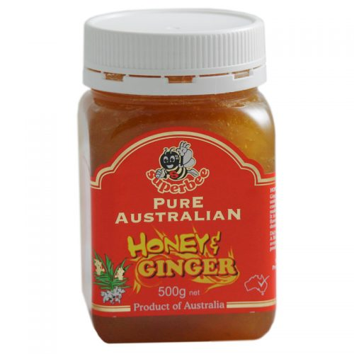 Superbee Honey&Ginger 500g