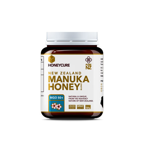 New Zealand Manuka Honey  MGO 50+250g X12