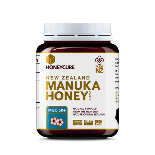New Zealand Manuka Honey  MGO 50+