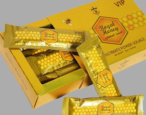 Royal Honey GOLD 6x 20g Sachets