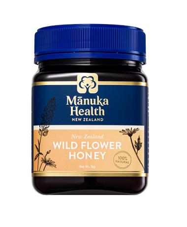 Manuka Health Wild Flower Honey 1kg
