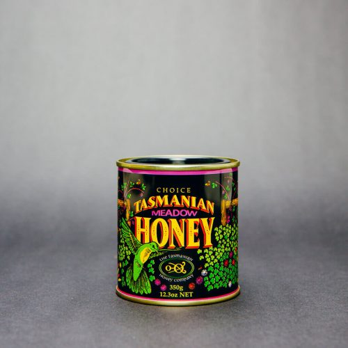 Tasmanian Honey Company Gift Box of 3 x 350g Metal Can Gift Set