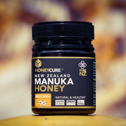 Pure New Zealand Manuka Honey | MGO 300+ | 250g