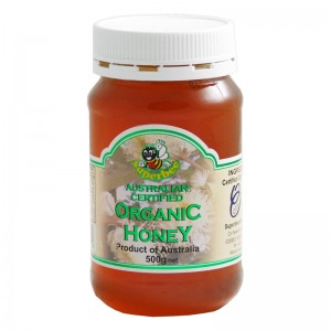 Superbee Organic Honey 500g
