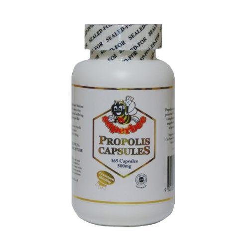 Propolis Capsules | 500mg