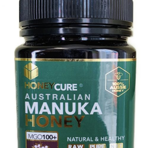 Honey Cure Australian Manuka 250g MGO100