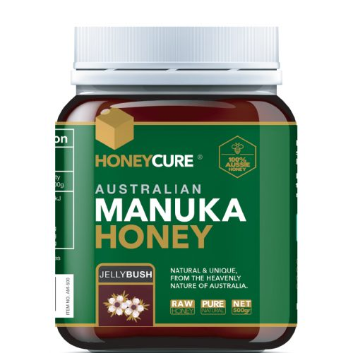 Raw Australian Manuka JellyBush Honey