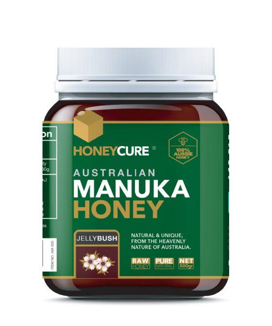 Honey Cure Australian Manuka 500g