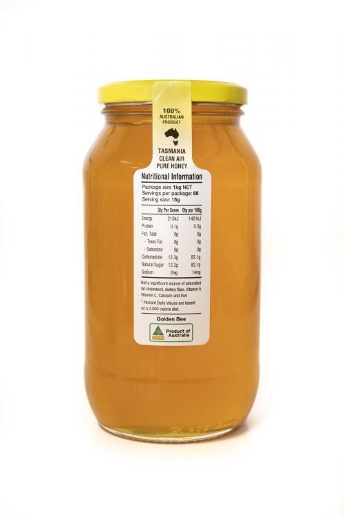 Golden Bee Honey 1kg
