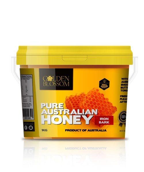 Yellow Box Honey 1kg