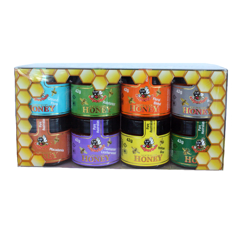 Super Bee Gift Pack 8x 42g