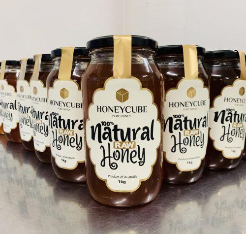 Natural Raw Honey 1kg