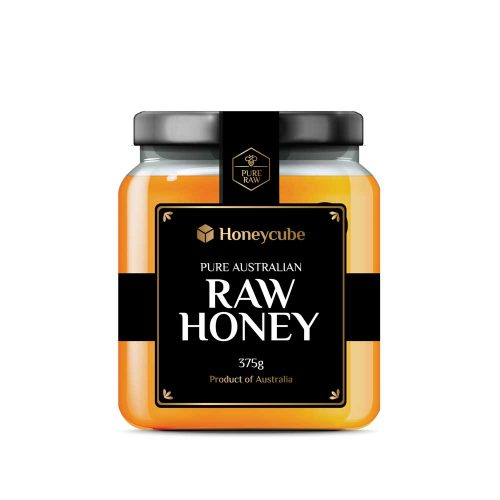Raw Honey 370gr