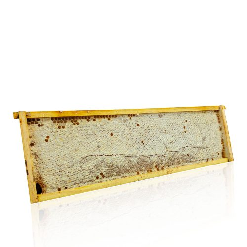 Golden Blossom Premium Honey Comb Ideal Frame