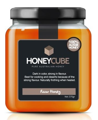 Raw Honey 370gr