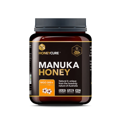 New Zealand Manuka Honey MGO300+250g