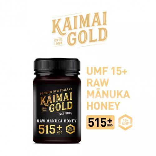 Kamai Gold Manuka 250g UMF 15 (MGO515)