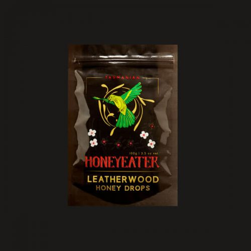 Tasmanian Leatherwood Honey Drop 100g