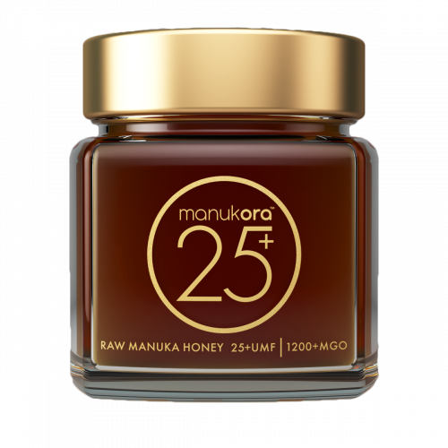 Manukora Raw Manuka Honey UMF25+ (MGO1200+) 230g
