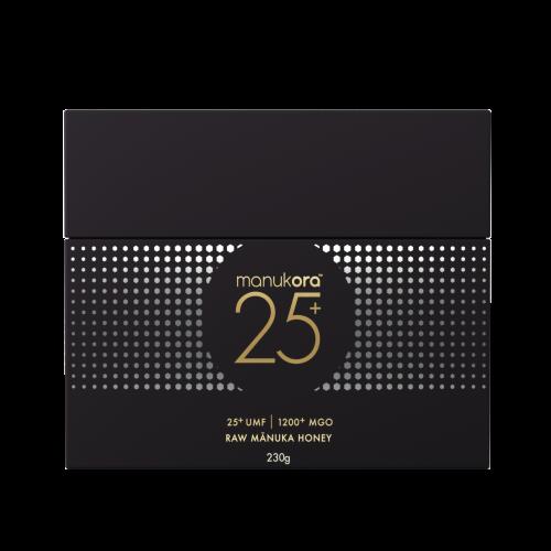 Manukora Raw Manuka Honey UMF25+ (MGO1200+) 230g
