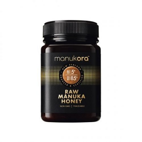 Manukora Raw Manuka Honey UMF5+ (MGO85+) 500g