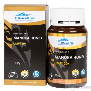 Melora Manuka Honey UMF20+ 250g