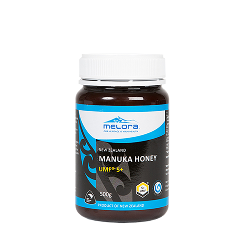 Melora Manuka Honey UMF5+ 500g