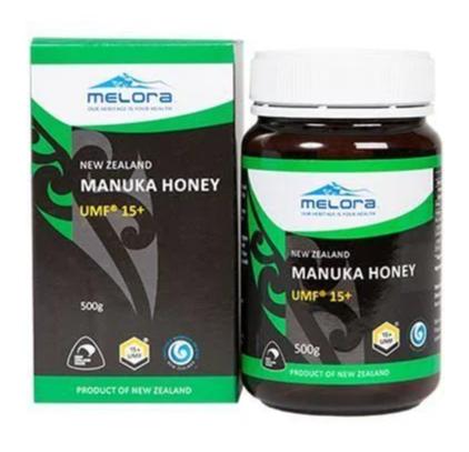 Melora Manuka Honey UMF 15+ 250g