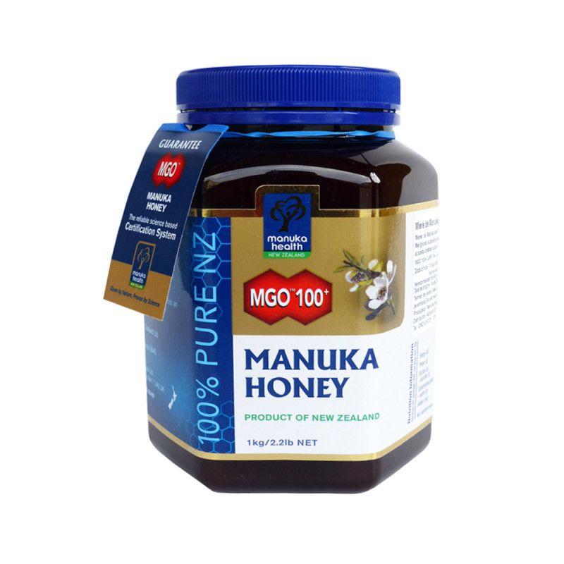 MGO100+ Manuka Honey 1kg