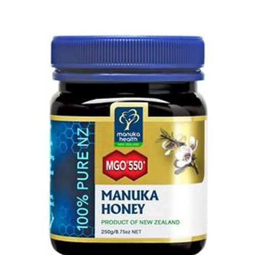 Manuka Health MGO550+ Manuka Honey 500g