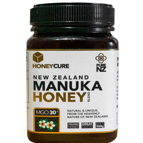 Honey Cure New Zealand  Manuka 500g MGO50