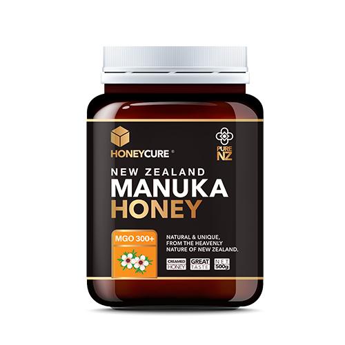 New Zealand Manuka Honey MGO300+250g