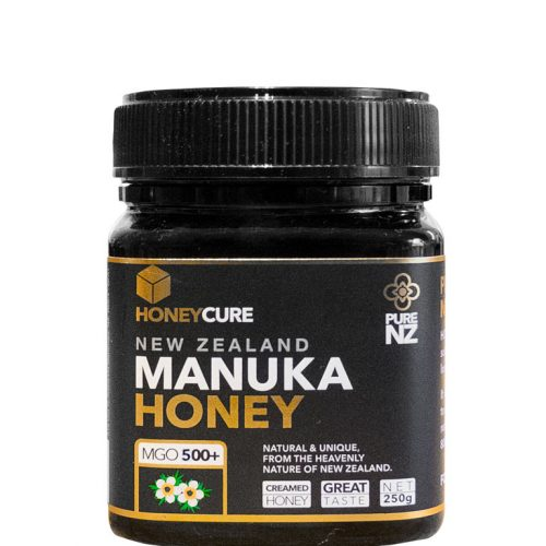 Honey Cure New Zealand  Manuka 250g MGO500