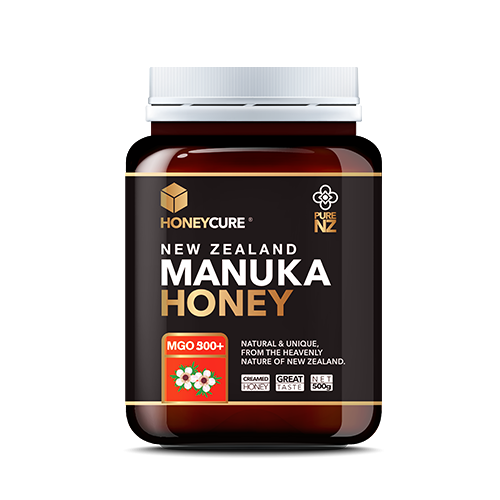 New Zealand Manuka Honey  MGO 500+