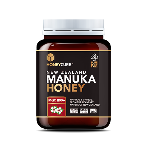 New Zealand Manuka Honey MGO 800+ 250g